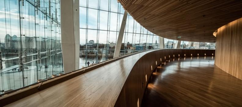 Norvegia: annunciato il tema dell'ottava edizione della Triennale di Architettura di Oslo