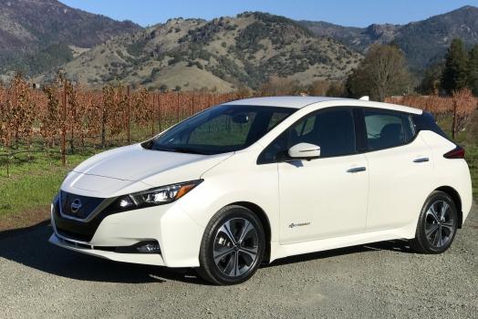Auto elettriche: la Nissan Leaf è la più venduta in Norvegia e in Italia
