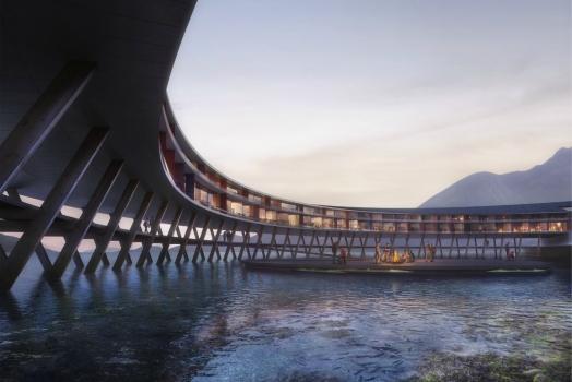 Norvegia: presto il primo hotel a energia positiva