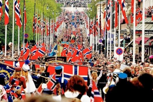 (Italiano) Norvegia: la parata del 17 maggio nella capitale a rischio cancellazione