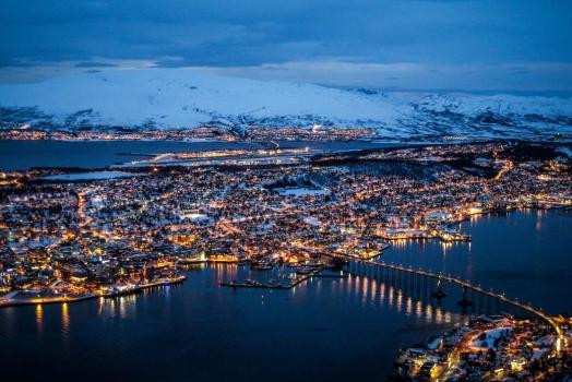 Tromsø, Norvegia : terza migliore destinazione di vacanze al mondo secondo Tripadvisor